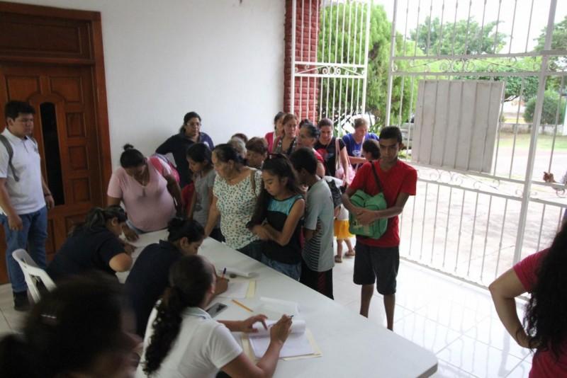 Habilitan 6 albergues en El Rosario