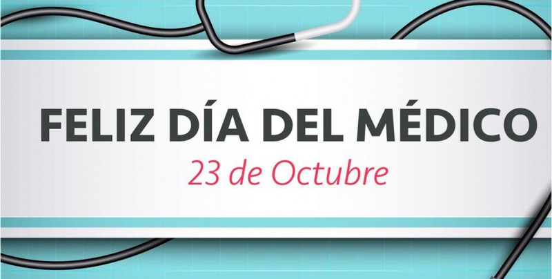 ¡Hoy se celebra el Día del Médico!