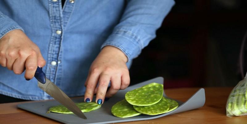 Nopal, ayuda a eliminar el colesterol elevado