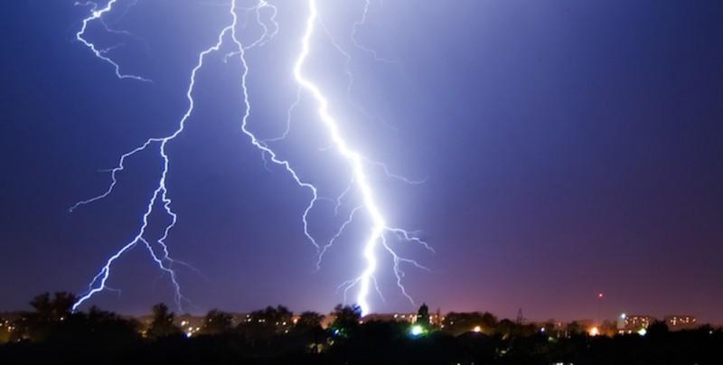 ¿Qué son las tormentas eléctricas?