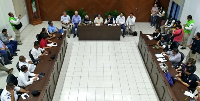 """Mazatlán en alerta roja ante """"Willa""""; Decretan suspensión de actividades"""