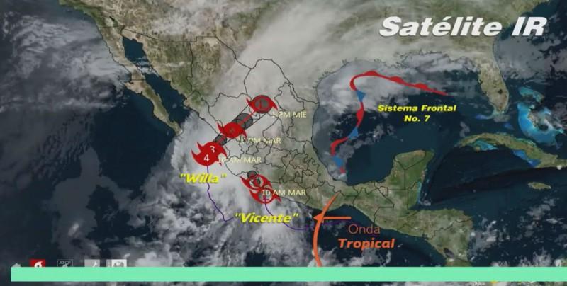 Preocupa al SNTE 53 las condiciones de las escuelas en el sur de Sinaloa