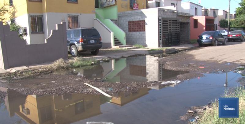 En Cajeme, vecinos piden apoyo al Oomapasc