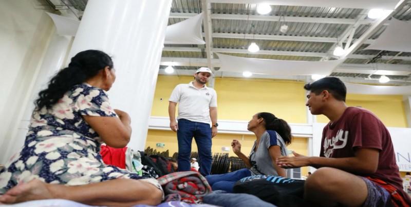 DIF Sinaloa envió más de 70 toneladas de víveres al sur del estado