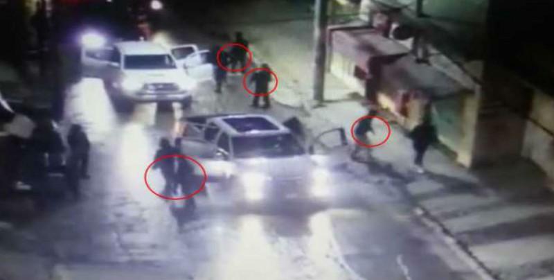 #Video Captan a hombres con armas de alto poder en Naucalpan