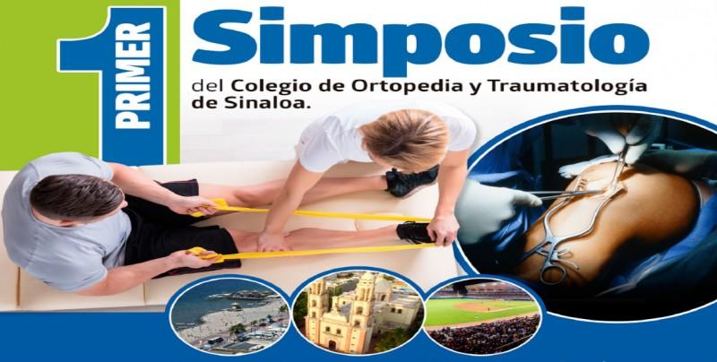 Primer Simposio del Colegio de Ortopedia y Traumatología