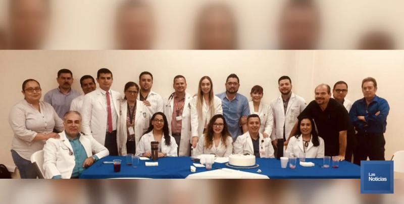 Exhortan en su día a Médicos a continuar su labor en beneficio de la gente