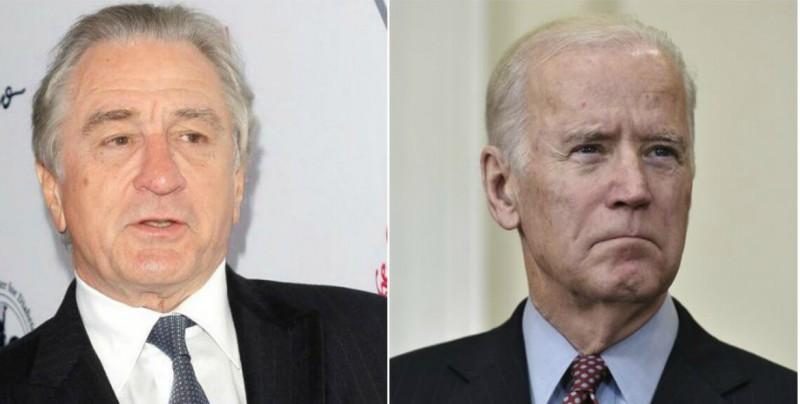 Envían nuevos paquetes sospechosos a Joe Biden y Robert De Niro
