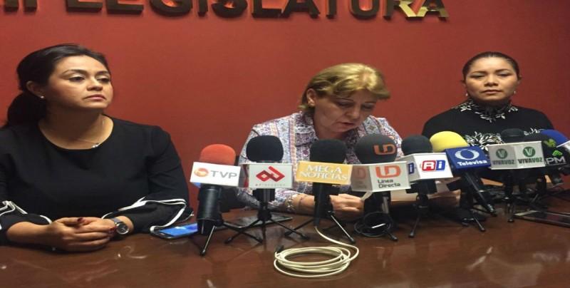 """Diputada pide disculpas a medios de comunicación por llamarlos """"Chayoteros"""""""