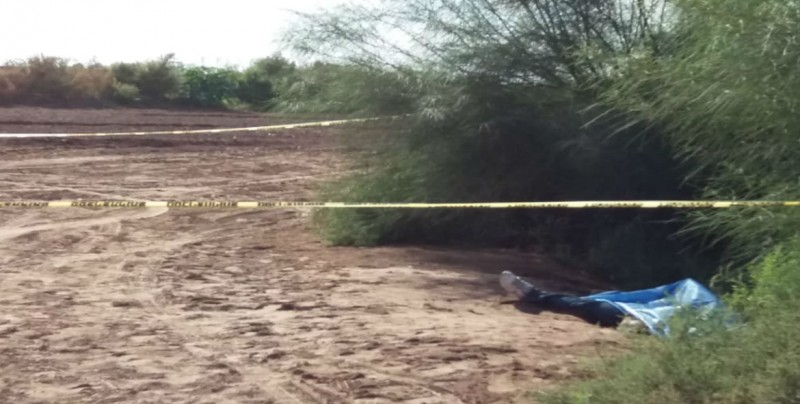Localizan cuerpo de hombre asesinado en Navolato
