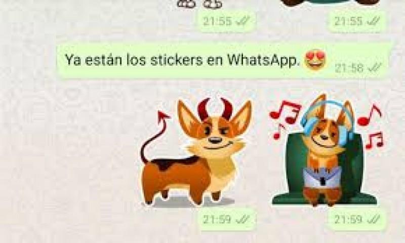 Así se activan los nuevos 'stickers' de Whatsapp