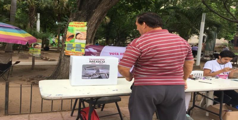 Consulta en Culiacán, tema del aeropuerto
