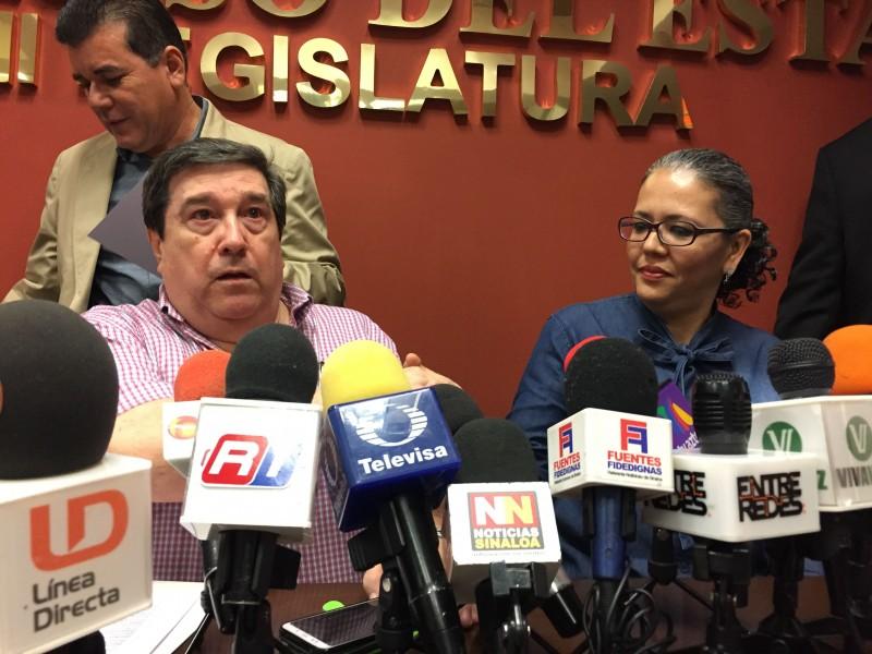 Diputados aseguran que respetarán trabajo de periodistas