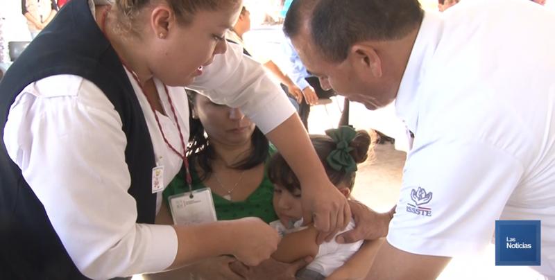 Sonora lleva 29 años sin polio