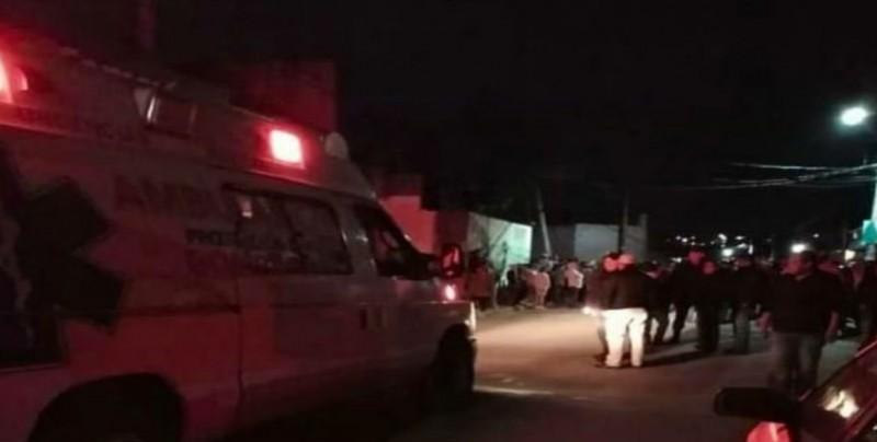 Linchan a tres hombres en Chalco