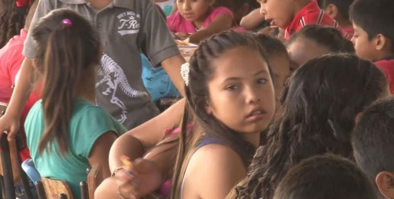 En 6 municipios se concentra los niños migrantes