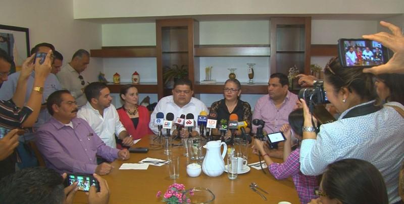 Presenta Intercamaral iniciativas para apoyar a las MiPymes de Sinaloa