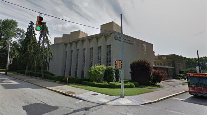 Tiroteo en una sinagoga de Pittsburgh deja al menos 7 muertos