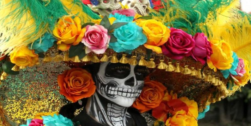 Espectacular desfile del Día de Muertos en Ciudad de México