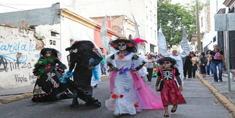 Inicia la XXIII  Celebración del Día de Muertos