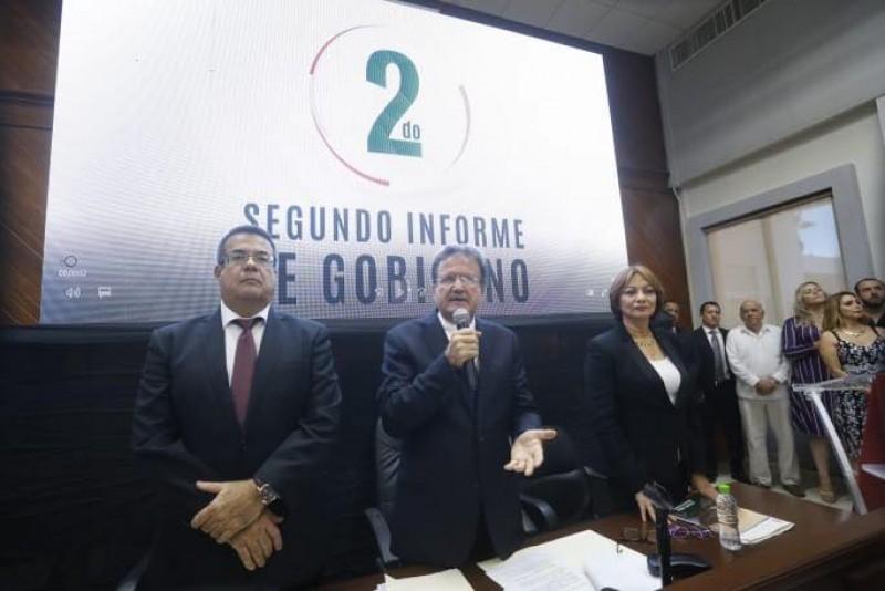 Rinde segundo Informe de Gobierno el Alcalde Joel Bouciéguez
