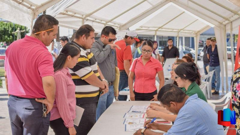 Ferias del Empleo han otorgado 3.9 millones de plazas laborales