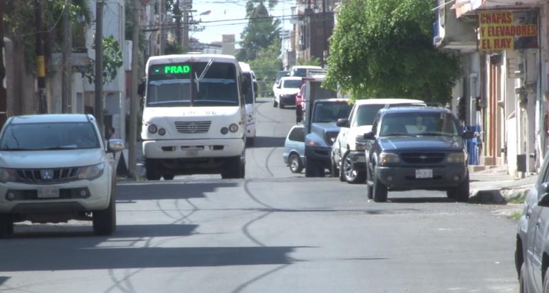Instalan cámaras de seguridad en camiones urbanos
