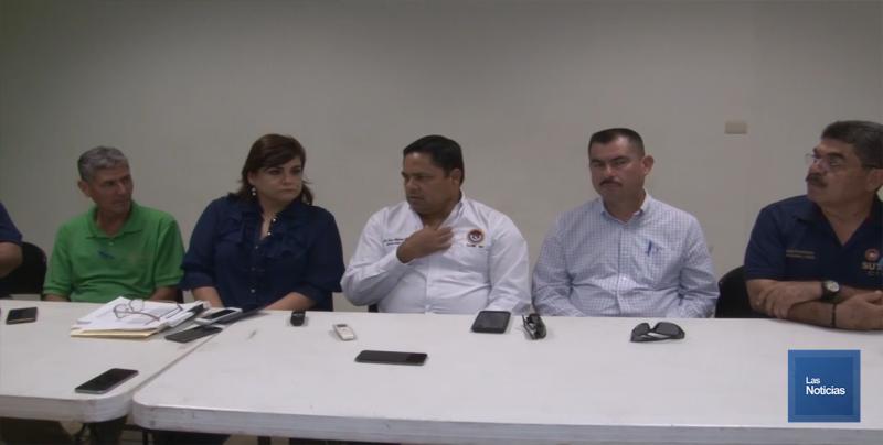 Llama Secretario al diálogo a SUTOC y Oomapasc para evitar huelga