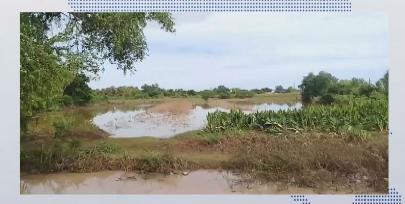 Estiman daños en red hidroagrícola en el norte, por mas de de 700 millones de pesos