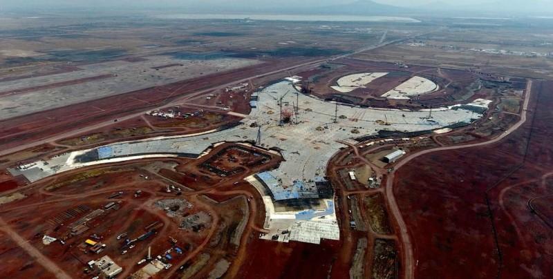 Había negocio oculto detrás del aeropuerto de Texcoco: AMLO