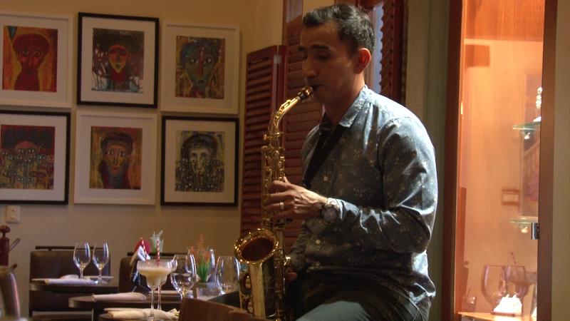 Saxofón y clarinete: la pasión de Vladimir