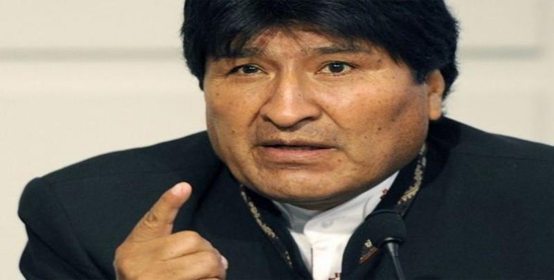 "Evo Morales acusa a la derecha de que querer volver a una Bolivia ""racista"""