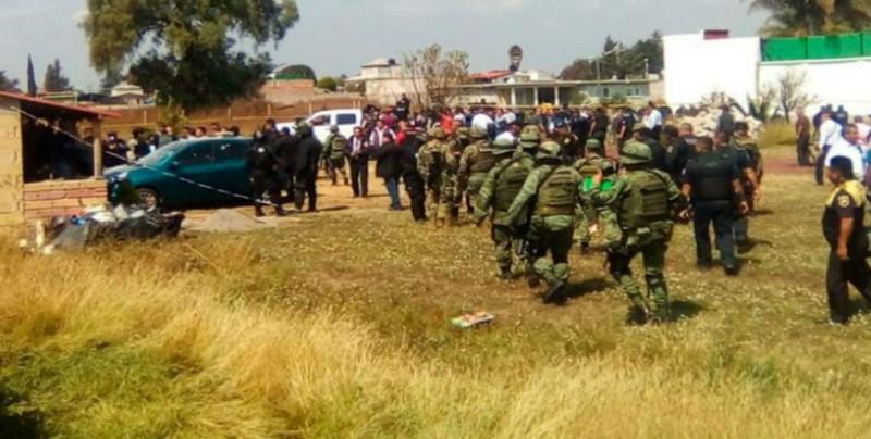 Enfrentamiento contra CJNG dejó 3 muertos en Texcoco: Fiscalía del Edomex
