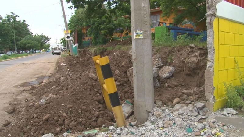 Suman 94 planteles dañados por lluvias