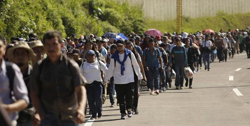 Más de 2.000 migrantes piden refugio en México y 700 han sido repatriados