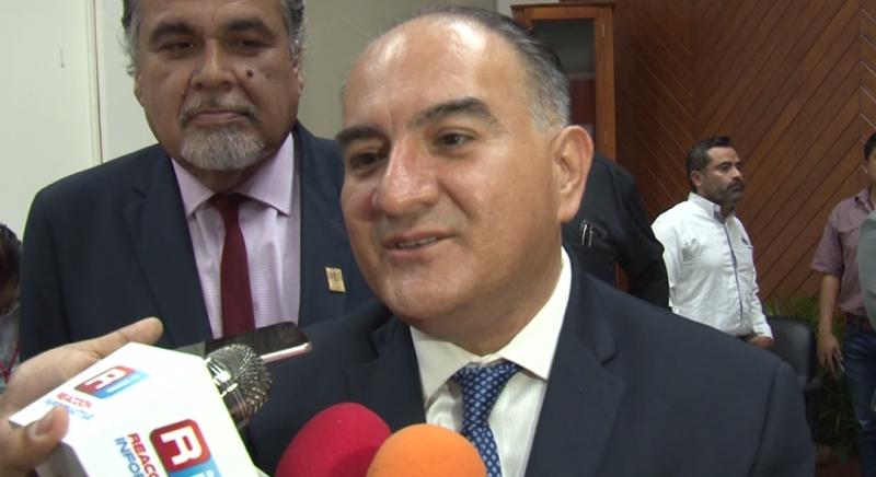Ricardo Olivo Cruz es nombrado Secretario de Seguridad Pública