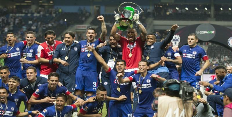 La Maquina campeón de Copa MX
