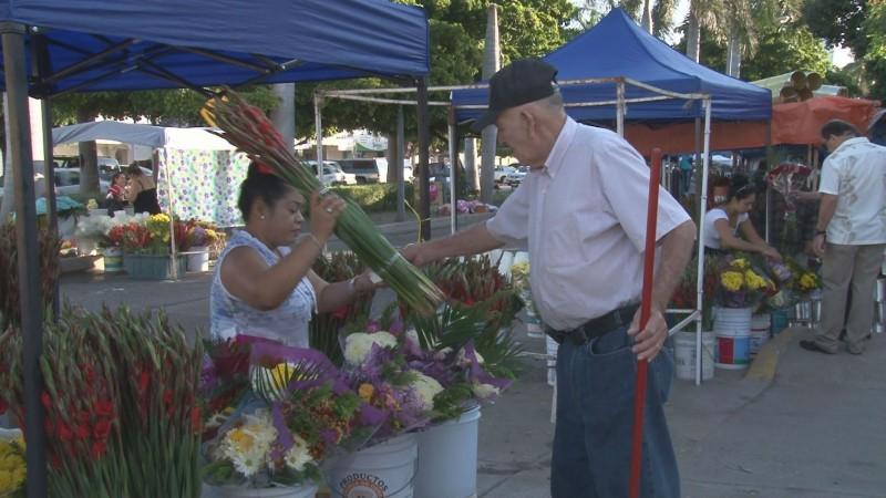 Floristas aseguran respetar precios acordados