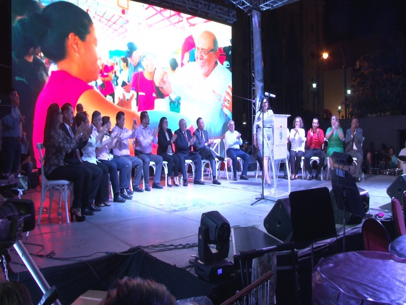 Presentan ante los mazatlecos a funcionarios de la administración municipal 2018-2021