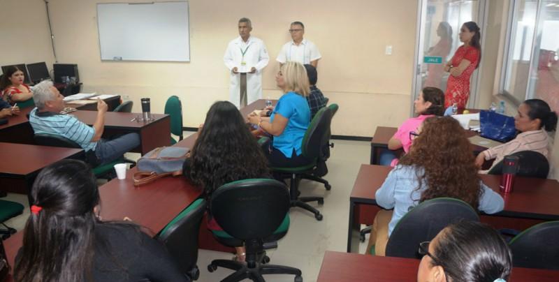 Personal médico del IMSS culmina su capacitación en detección de enfermedades de trabajo