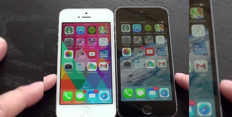 Apple anuncia que el iPhone 5 ya está obsoleto