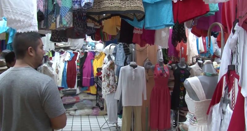 Reportan bajas en ventas de artesanías