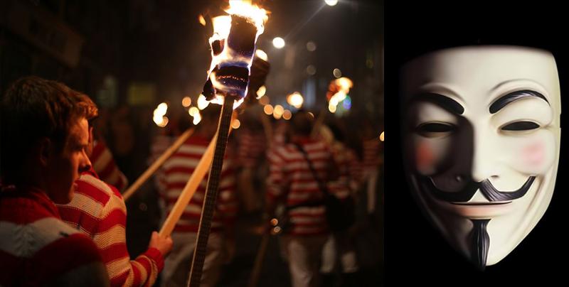 Guy Fawkes Night: La noche que Inglaterra arde en llamas