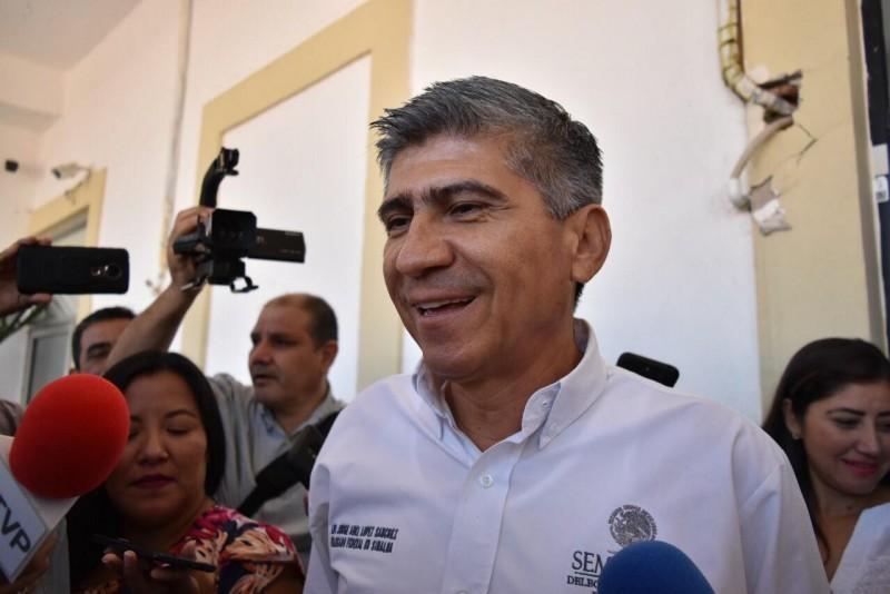 Se reúnen Alcalde y  Delegado de Semarnat en Sinaloa