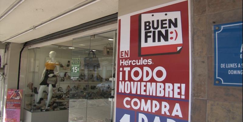 """Se espera gran derrama económica durante el """"Buen Fin"""""""