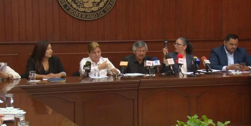 Presentan Diputados de MORENA su agenda Legislativa para 2019