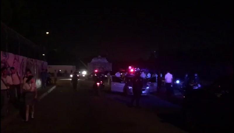Tránsitos de Mazatlán detienen a 3 hombres involucrados en robo