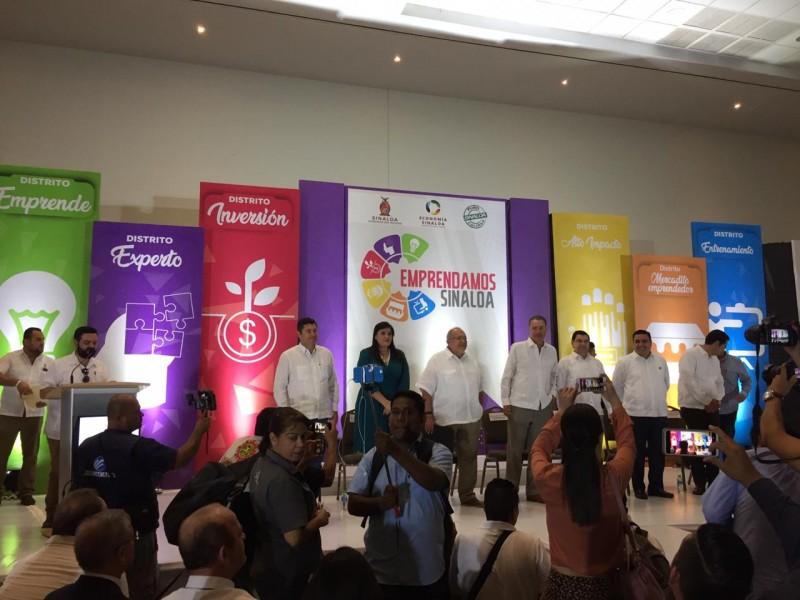 """Exitoso evento """"Emprendamos Sinaloa 2018"""""""