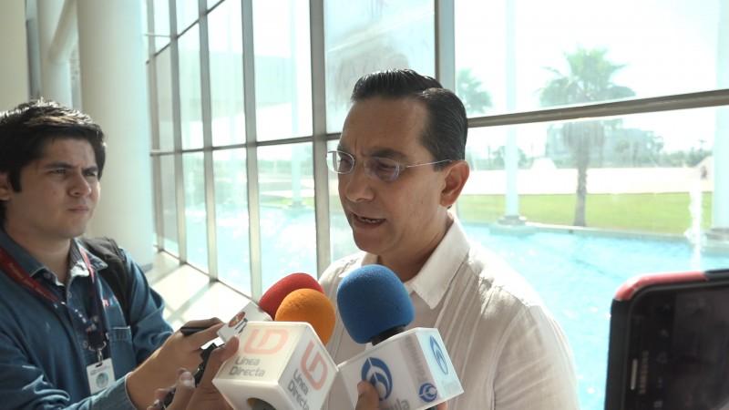 La corrupción genera violencia: Sergio Escutia