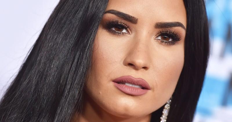 Demi Lovato ejerce el voto con su regreso a las redes sociales